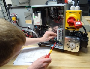 VFD Drive Wiring & Programming